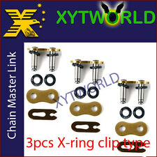 JLC-525H-X RING Master Joint Joining Link CLIP TYPE FOR #525 CHAIN Motor cycle