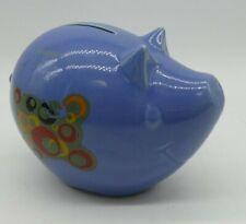 COMMONWEALTH Savings Pig Piggy Ceramic Bank Money Box, Bank