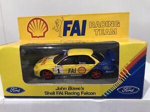 1:43 JOHN BOWE'S  SHELL FAI RACING FALCON
