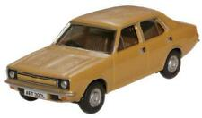 Oxford Diecast 76MAR001 1970's Morris Marina Harvest Gold 1:76 Scale