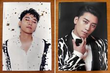 SEUNGRI (BIGBANG) The Great Seungri [OFFICIAL] (2 SIDED) ONE POSTER *NEW* K-POP