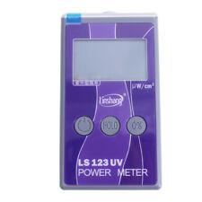 Ls123 Uv Power Meter For Measuring The Uv Radiation Luminance