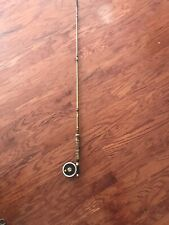 Vintage Ted Williams Rod And Reel