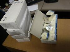 Lot of 50x * Halogen Light Bulb Mr16 Fmw /C 12V-35W Gu5 base Cover Glass