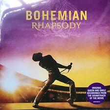QUEEN - BOHEMIAN RHAPSODY - SOUNDTRACK - NEW & SEALED  2 X VINYL LP