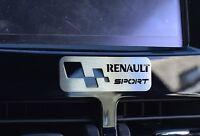 PLACCA RENAULT CLIO IV 4 DCI AUTHENTIQUE DYNAMIQUE ENERGY RS SPORT EXPRESSION F1