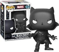Marvel Black Panther POP! Vinyl Figure FUNKO + Pop Protecteur