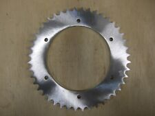 ALUMINUM SPROCKET for #40 (#425) CHAIN - 44 TOOTH