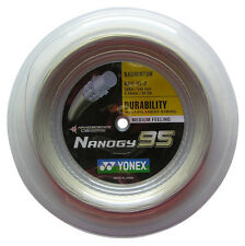 Original Yonex NBG95 (cosmic gold) 656ft 200m Reel Badminton String