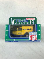 1990 Matchbox NFL Team Collectible Los Angeles Rams 1:64 Delivery Truck NFL-90-6