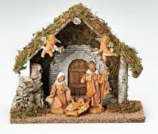 Roman, Inc. Fontanini 5-Piece Nativity Creche (54790)