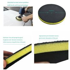 Clay Magic Bar Polish Sponge Pad auto voiture Detailing nettoyage cire ronde Pad 6""