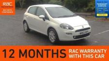 Fiat Punto 10,000 to 24,999 miles Vehicle Mileage Cars