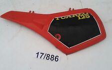 plastica carena  fianchetto posteriore sx sinistra laterale aprilia touareg 125