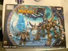 Mega Bloks, World Of Warcraft, Sindragosa & The Lich King