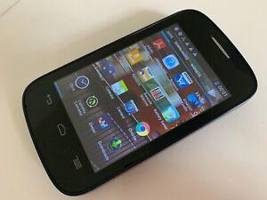 "Alcatel One Touch Pop C1 4015 Bluish Black Unlocked 3.5"" 3G+ Dual Core"