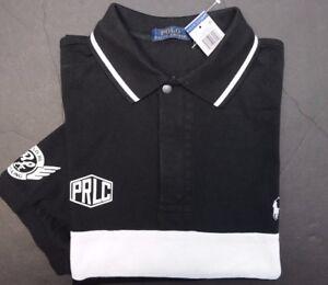 Polo Ralph Lauren Men's New York RL Cycle Team Polo Shirt New Big & Tall LT