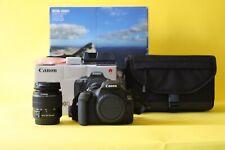 Canon EOS 2000D 24.1MP DSLR-Kamera - Schwarz (Kit mit 18-55mm F/3.5-5.6...