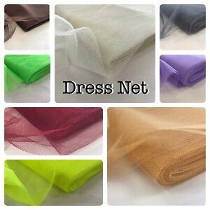 Dress Net 6 Metre Lengths - Ideal for Christmas Door Bows