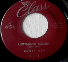 Bobby Day ..Unchained Melody/Three Young Rebs .. Out there version of Unchained