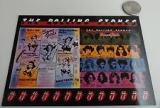 The Rolling Stones Some Girls Postcard (Rock n Roll Band, Music) Brand New, 2003
