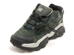 99 Schnürschuhe Halbschuhe Turnschuhe Sneaker Boots Leder Caterpillar 40