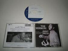 JIMMY SMITH/THE SERMON(BLUE NOTE/7243 5 24541 2 9)CD ALBUM