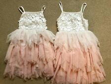 2 x H&M Flower Girl Dresses Worn Once 5-6, 7-8