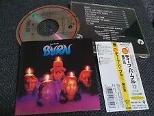 DEEP PURPLE / BURN / JAPAN LTD CD OBI