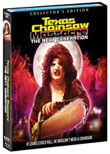 Texas Chainsaw Massacre The Next Generation Collectors Edition Blu-ray