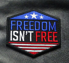 FREEDOM ISNT 2ND AMENDMENT NRA MORALE VELCRO® BRAND MORALE PATCH