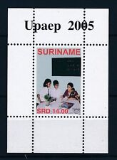 [SU1340] Suriname Surinam 2005 UPAEP Souvenir Sheet MNH