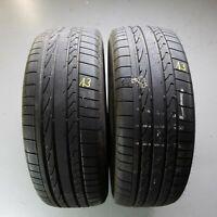2x Bridgestone Dueler H/P Sport 255/55 R19 111H Sommerreifen DOT 3718 7 mm