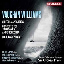 Sinfonia Antartica [New SACD] Hybrid SACD