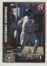 1994 Split Second Arizona Fall League All-Stars Chris Snopek #15