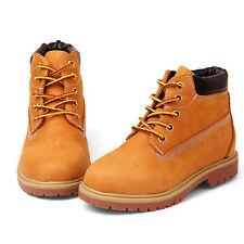 Markenlose Schuhe für Jungen aus Leder mit medium Breite