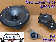 BMW E46 Sedan/Coupe/Convertible Speaker Upgrade Kit for cars w/Harman Kardon