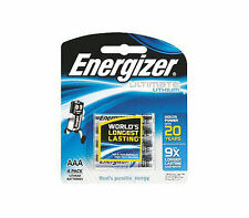 Energizer AAA Ultimate Lithium Batteries 4 X 4pks 16 Battery Cells