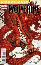Wolverine #19 Comic Book Regenesis - Marvel