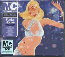 MC Mastercuts - Life Style - Funky House (3CD 2007) NEW/SEALED