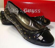 GUESS Jeans Shoes Flat Flats Heel Flip Flops Sandals Flop shoe Ballet NIB  9.5