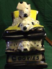 McCoy Dalmation Cookie Jar Vintage