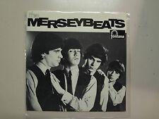 "MERSEYBEATS:Merseybeats-U.K. 7"" 1964 Fontana TE. 17432 EP Mono,4 Tracks PCV"