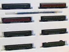 Roco N 02062 S 8teiliges Hechtwagen Set DRG OVP (Z7783)