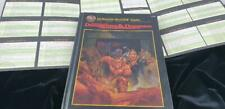 Advanced Dungeons & Dragons 2nd Edition Dungeon Master Guide for the AD&D Game