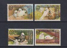 Norfolk Island - 1980, Noël, Oiseaux Ensemble - MNH - Sg 254/7