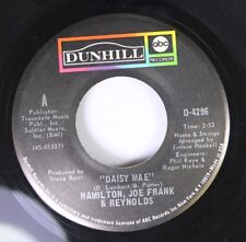 Rock 45 Hamilton, Joe Frank And Reynolds - Daisy Mae / It Takes The Best On Dunh