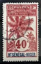 Upper Senegal & Niger #11 Used CDS CV$9.00 Oil Palms