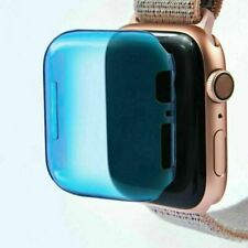 Full Cover Case Screen Protective Case Accessory fit for Watch Series 4 40/44mm