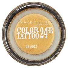 Maybelline Color Tatuaje 24 Horas Sombra De Ojos Suave Crema Gel 75-24k oro